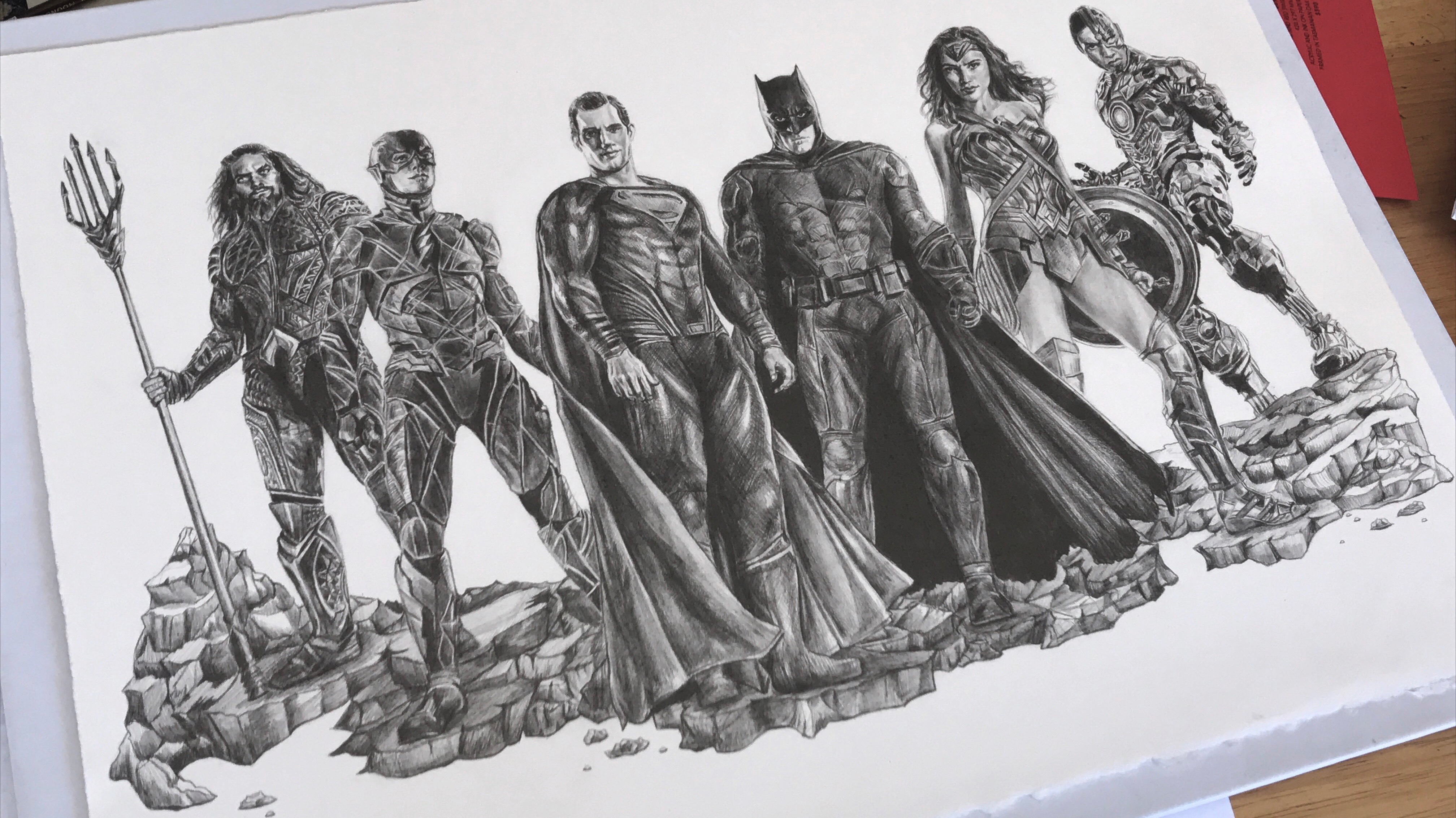 Justice League Jess Southey Many of the assembled writers and journalists had contributed to the abysmal 27 percent. justice league jess southey