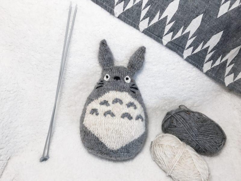 Totoro Knitting Pattern Jess Southey