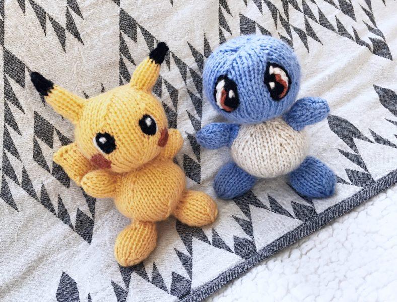 40 Crochet Pokémon Patterns - Gotta Crochet Them All   Crochet News   600x788